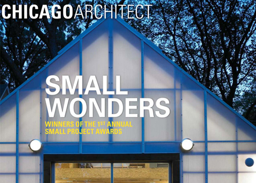 Planted Environment In Chicago Architect Magazine