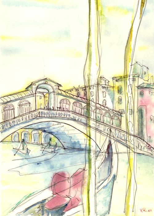 Watercolor Studies