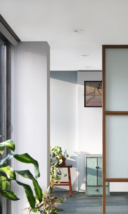 View Toward Bedroom