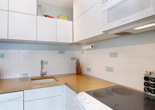View Inside Kitchen