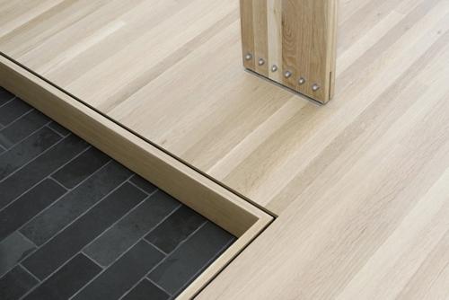 Floor Edge Detail
