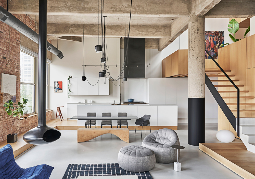 Michigan Loft