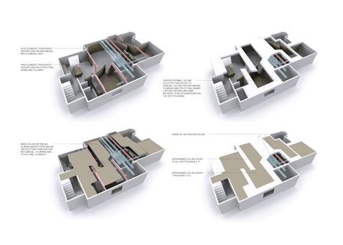 Diagrams:  Ceiling Enclosure