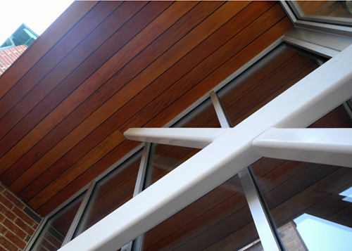 View of Upper Deck