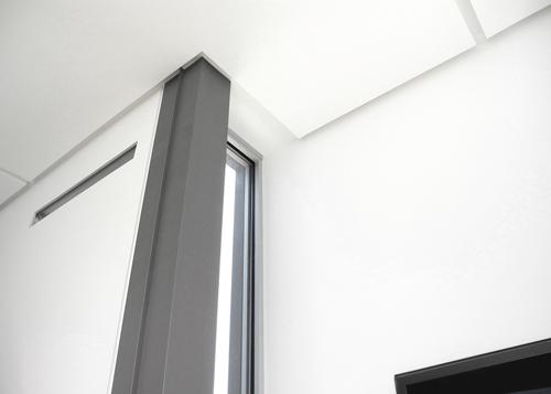 Interior Ceiling Detail