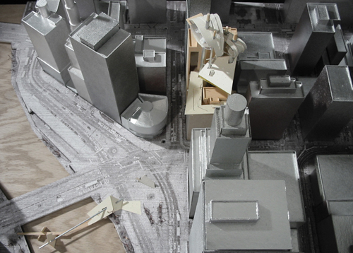 Birdseye Model View
