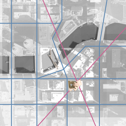 Aerial View:  Project Location
