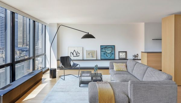 Living Area © Mike Schwartz