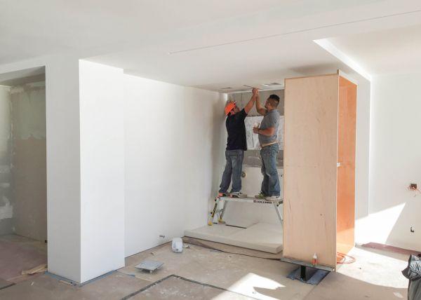 Construction: Bathroom