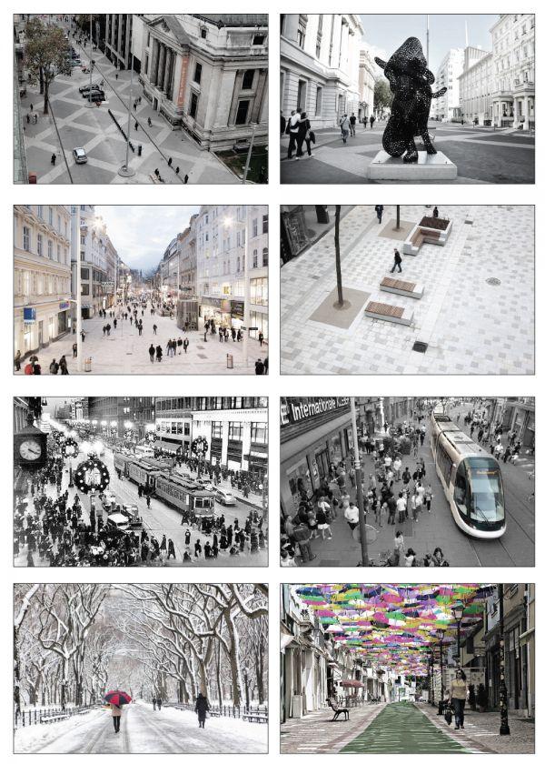 Streetscape Precedents