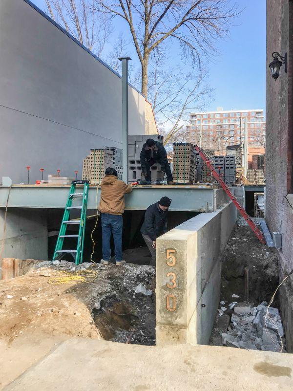 Construction: Concrete