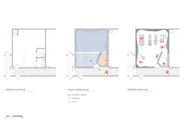 Existing/Proposed Plans