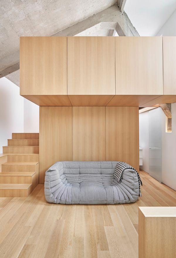 Mezzanine © Mike Schwartz