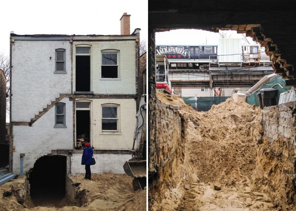 Construction: Excavation and Underpinning