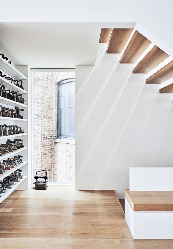 Main Stair © Mike Schwartz