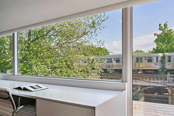 Third Floor Office View © Mike Schwartz