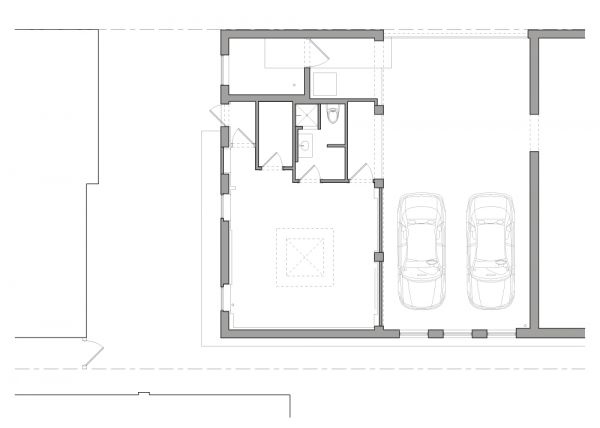 Floor Plan Before