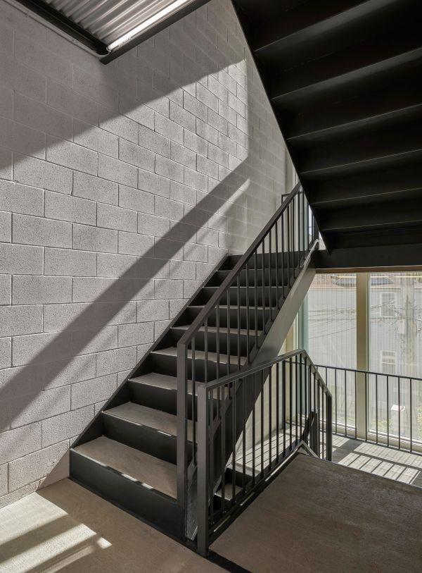 Common Stair © Mike Schwartz