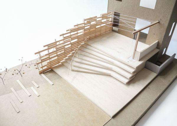 Final Model of Deck