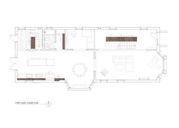 Proposed Plan: First Floor
