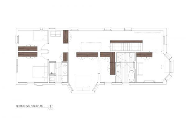 Proposed Plan: Second Floor