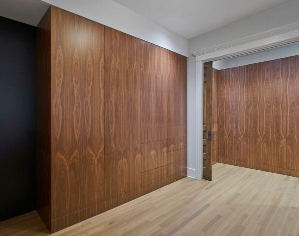 Master Bedroom Storage © Mike Schwartz