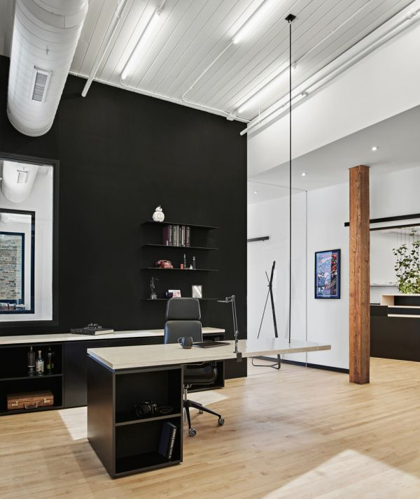 Private Office © Mike Schwartz