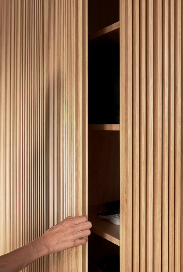 Millwork Detail © Mike Schwartz
